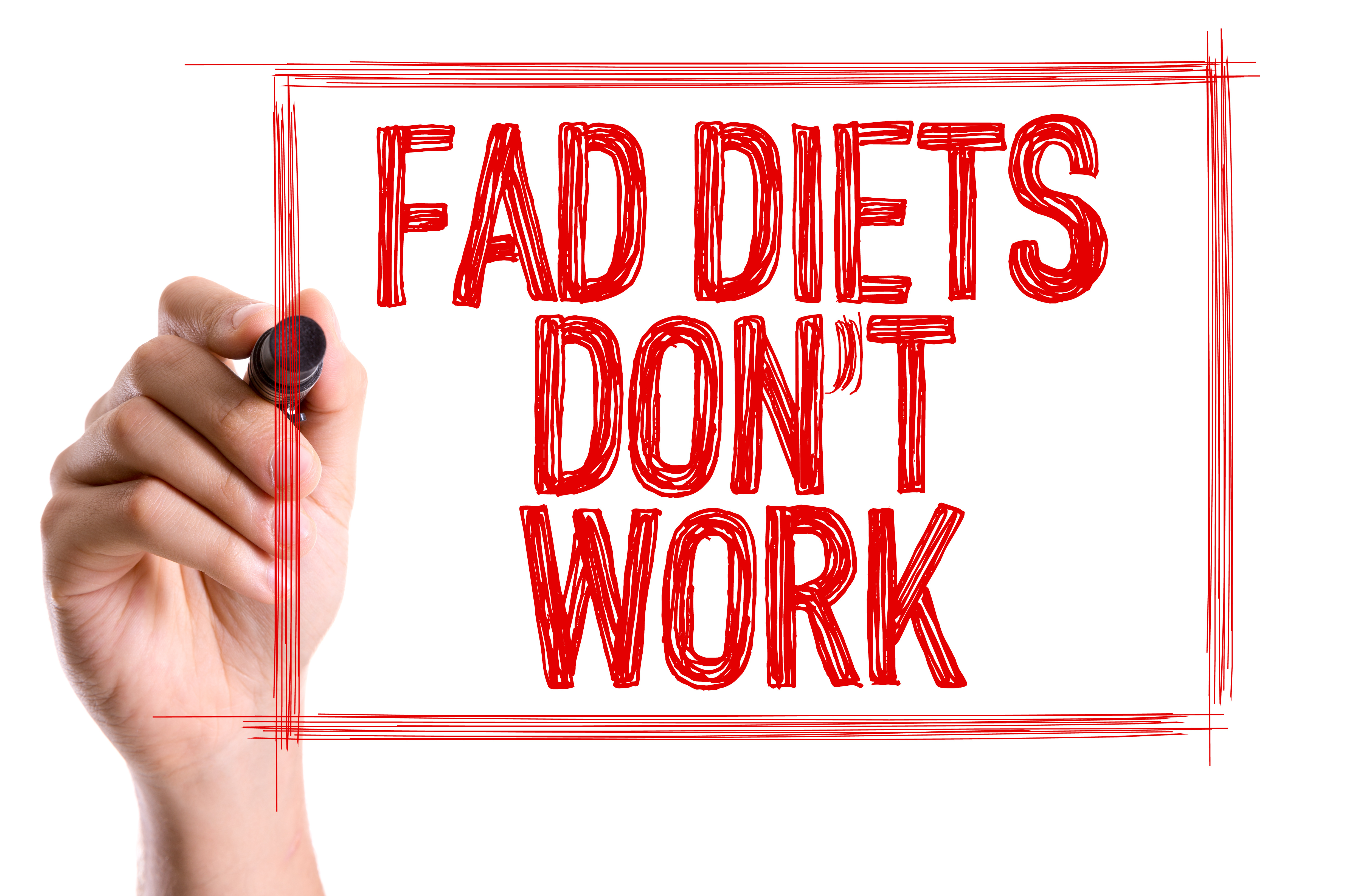 fad diets that work fast